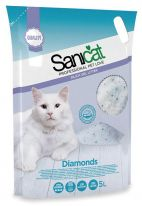 Sanicat Diamonds Silica Gel