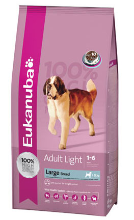 Eukanuba Adult Large breed Light