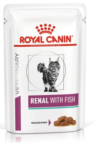 Пресервы Royal Canin Renal (тунец)