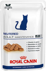 Пресервы Royal Canin Neutered Adult Maintenance